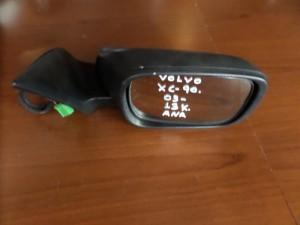 Volvo XC90 03 ηλεκτρικός ανακλινόμενος καθρέπτης δεξιός άβαφος (13 καλώδια)