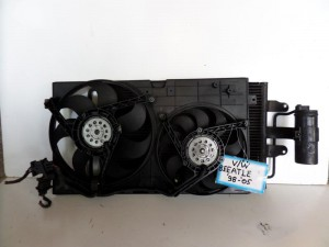 vw beetle 98 05 psigio komple nerou air condition ventilater 300x225 VW beetle 1998 2011 ψυγείο κομπλέ (νερού air condition βεντιλατέρ)