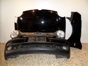 vw lupo 98 metopi mouri empros komple mavri 300x225 VW lupo 1998 2005 μετώπη μούρη εμπρός κομπλέ μαύρη