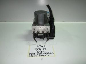VW polo 09 μονάδα ABS bosch