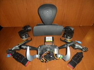 citroen c2 airbag odigou sinodigou 300x225 Citroen C2 2003 2009 Citroen C3 2002 2009 airbag οδηγού, συνοδηγού
