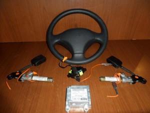 citroen saxo 99 airbag 300x225 Citroen Saxo 2000 2003 airbag