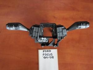 ford focus 04 08 diakoptis foton flas ke ialokatharistiron 300x225 Ford Focus 2004 2011 διακόπτης φώτων φλάς και υαλοκαθαριστήρων