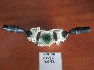 Honda civic H/B-L/B 06-12 διακόπτης φώτων-φλάς και υαλοκαθαριστήρων
