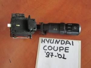 hyundai coupe 97 01 diakoptis foton flas 300x225 Hyundai coupe 1997 2001 διακόπτης φώτων φλάς