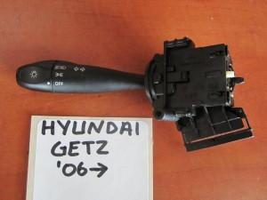 hyundai getz 06 diakoptis foton flas 300x225 Hyundai getz 2002 2010 διακόπτης φώτων φλάς