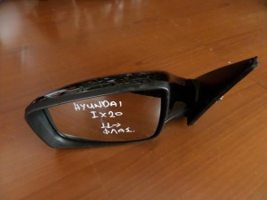 hyundai ix20 2011 ilektrikos kathreptis me flas aristeros mavros 300x225 Hyundai ix20 2011 2017 ηλεκτρικός καθρέπτης με φλάς αριστερός μαύρος
