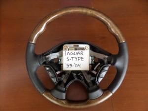 Jaguar s-type 1999-2005 βολάν με χειριστήρια
