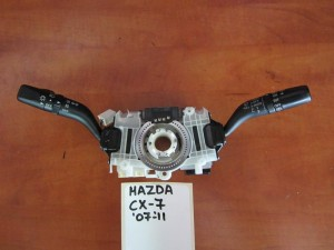 mazda cx7 07 11 diakoptis foton flas kai ialokatharistiron 300x225 Mazda CX 7 2007 2012 διακόπτης φώτων φλάς kai υαλοκαθαριστήρων