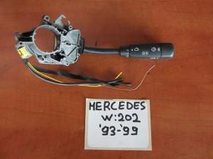 Mercedes w202 93-99 διακόπτης φώτων και καθαριστηρών
