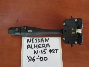 nissan almera n15 96 00 diakoptis foton flas 300x225 Nissan Almera N15 1996 2000 διακόπτης φώτων φλάς