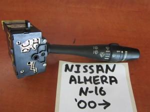 nissan almera n16 2000 diakoptis ialokatharistiron 300x225 Nissan Almera N16 2000 2006 διακόπτης υαλοκαθαριστήρων