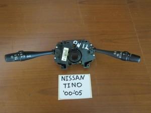 Nissan Almera Tino 2000-2006 διακόπτης φώτων-φλάς και υαλοκαθαριστήρων