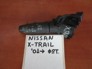 nissan x trail 01 diakoptis foton flas 300x225 Nissan X Trail 2001 2007 διακόπτης φώτων φλάς