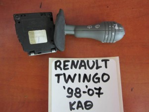 Renault twingo 98-07 διακόπτης υαλοκαθαριστήρων