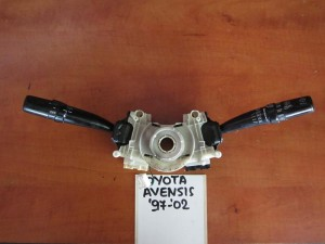 Toyota avensis 97-02 διακόπτης φώτων-φλάς και υαλοκαθαριστήρων