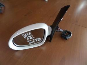 vw golf plus 04 ilektrikos anaklinomenos kathreptis aristeros aspros 9 kalodia fos asfalias 300x225 VW golf plus 2004 2014 ηλεκτρικός ανακλινόμενος καθρέπτης αριστερός άσπρος (9 καλώδια φώς ασφαλείας)