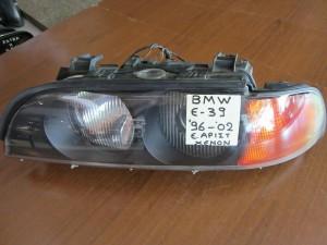 bmw e39 96 02 empros aristero fanari me portokali flas 300x225 BMW Series 5 E39 1996 2000 εμπρός αριστερό φανάρι με πορτοκαλί φλάς xenon