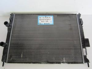 Nissan QashQai 10-13 1.6cc βενζίνη ψυγείο νερού (χωρίς σωληνάκι υπερχείλισης)