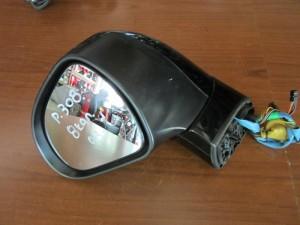 Peugeot 308 08 ηλεκτρικός καθρέπτης αριστερός μαύρος (8 καλώδια)
