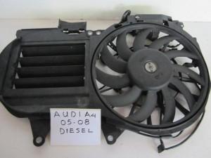 audi a4 05 08 diesel ventilater psigiou 300x225 Audi A4 2005 2008 diesel βεντιλατέρ ψυγείου
