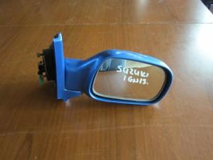 Suzuki ignis ηλεκτρικός καθρέφτης δεξιός μπλέ