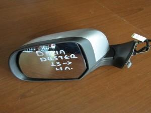 Dacia Duster 2013-2017 ηλεκτρικός καθρέφτης αριστερός ασημί