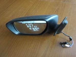 Mazda CX-7 2007-2012 ηλεκτρικός καθρέφτης αριστερός ασημί (6 καλώδια)