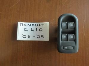 renault clio 06 09 aristeros diakoptis parathiron 4plos 300x225 Renault Clio 2006 2009 αριστερός διακόπτης παράθυρων 4πλός