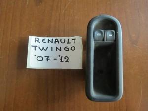 renault twingo 07 12 aristeros diakoptis parathiron 2plos 300x225 Renault Twingo 2007 2011 αριστερός διακόπτης παράθυρων 2πλός