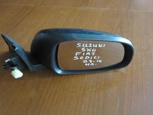 Suzuki sx-4 07-14 ηλεκτρικός καθρέφτης δεξιός πράσινος