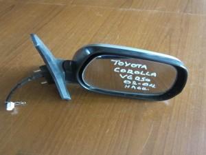 Toyota corolla verso 02-04 ηλεκτρικός καθρέφτης δεξιός ασημί