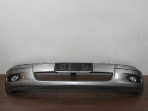 Toyota yaris verso 04-06 προφυλακτήρας εμπρός γκρί