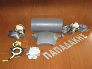 Suzuki Jimny 98-02 σέτ airbag