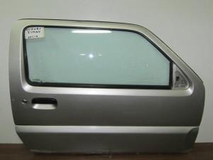 Suzuki Jumny 98 2θυρο δεξιά πόρτα σκούρο ασημί