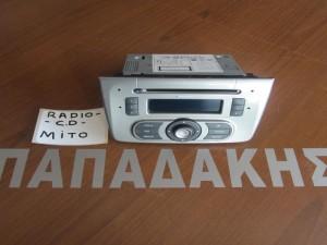 Alfa romeo mito 08 radio-CD