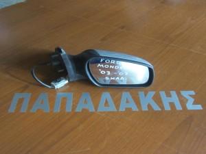 Ford mondeo 03-07 ηλεκτρικός καθρέφτης δεξιός ασημί (5 καλώδια)