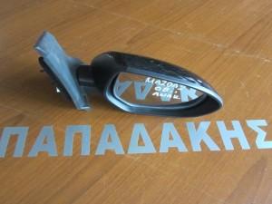 Mazda 2 08 ηλεκτρικός ανακλινόμενος καθρέφτης δεξιός μελιτζανί