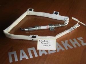 Suzuki swift 06-11 sport δεξί airbag ουρανού
