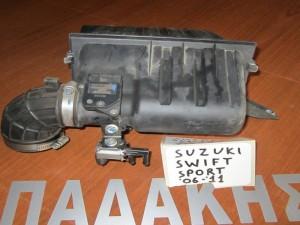suzuki swift sport 06 11 filtro aeros 300x225 Suzuki Swift Sport 2005 2011 φίλτρο αέρος