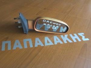 Daewoo kalos 2005-2008 ηλεκτρικός καθρέφτης δεξιός κεραμιδί