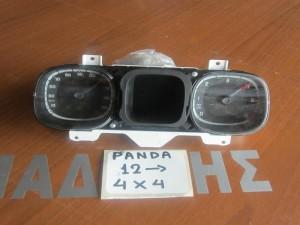 Fiat panda 4x4 1.3 diesel multijet 2012- όργανα ταμπλό