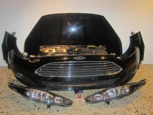 ford fiesta 2013 metopi mouri empros komple mavri 300x225 Ford Fiesta 2013 2017 μετώπη μούρη εμπρός κομπλέ μαύρη
