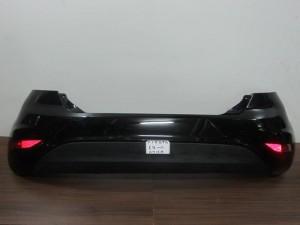 Ford fiesta 2013- πίσω προφυλακτήρας μαύρος