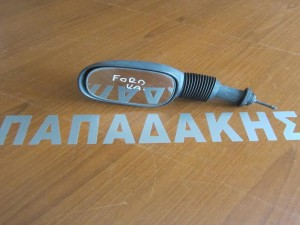 Ford ka 1997-2008 μηχανικός καθρέφτης αριστερός άβαφος
