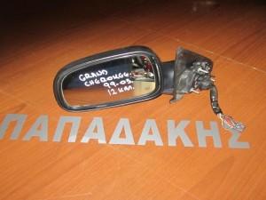 Grand cherokee 1999-2005 ηλεκτρικός καθρέφτης αριστερός άβαφος (12 καλώδια)