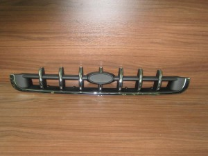 Skoda octavia 1997-2000 μάσκα εμπρός ασημί