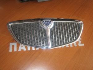 Lancia Y 2003-2011 μάσκα χρώμιο