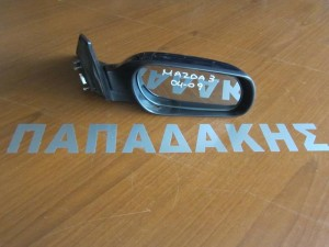 Mazda 3 2004-2009 ηλεκτρικός καθρέφτης δεξιός σκούρο μπλέ