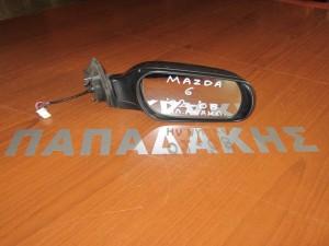 mazda 6 2002 2008 ilektrikos anaklinomenos kathreftis dexios gkri 300x225 Mazda 6 2002 2008 ηλεκτρικός ανακλινόμενος καθρέφτης δεξιός γκρί